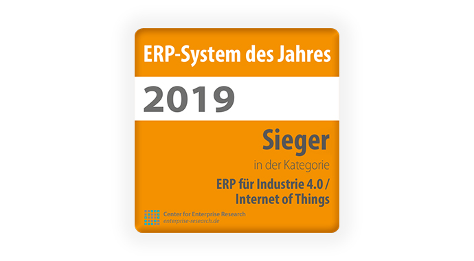 ERP for Industry 4.0: APplus voted ERP System of the Year for the smart factory