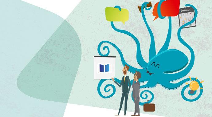 So führen Sie Ihr ERP-System agil im Unternehmen ein.