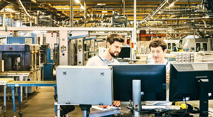 ERP in der Produktion – das sind die Vorteile
