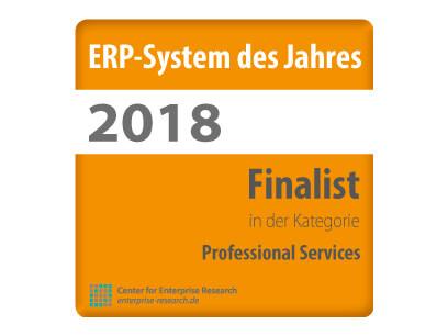 Professionelles ERP für professionelle Services: APplus als ERP-System des Jahres nominiert
