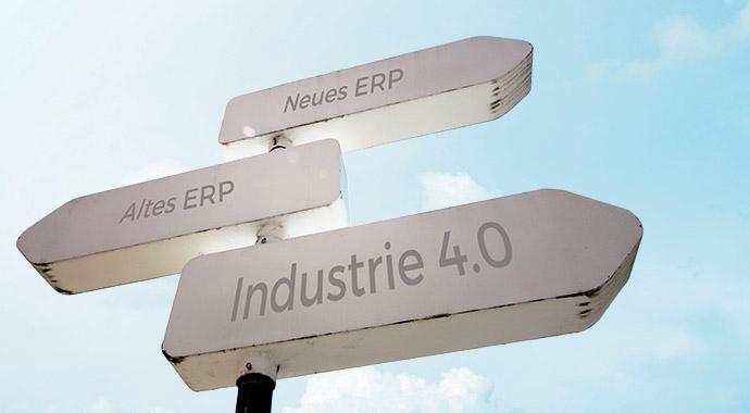 3 Schritte in Richtung Industrie 4.0 mit heutigen ERP-Systemen