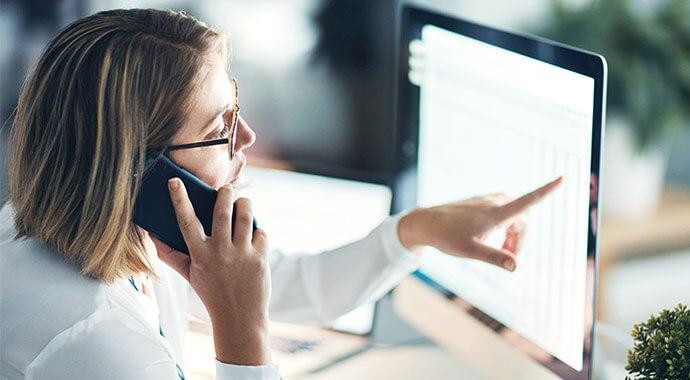 Ein ERP-System macht Ihrem Service das Leben leichter