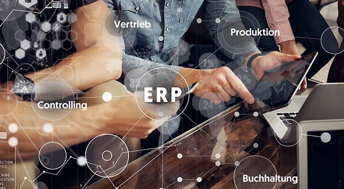 Ein ERP-System bringt Vorteile für alle: vom Vertrieb bis zur Produktion