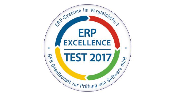 """Gesellschaft zur Prüfung von Software zeichnet APplus mit """"ERP Excellence 2017""""-Siegel aus"""