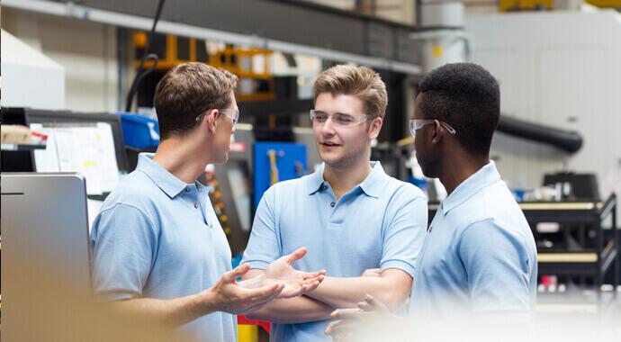 Warum ein Firmenrundgang vor dem ERP-Workshop immer eine gute Idee ist