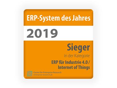 """""""ERP für Industrie 4.0"""": APplus ist """"ERP-System des Jahres"""" für die smarte Fabrik"""