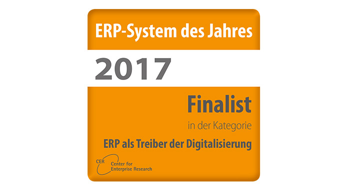 "APplus nominated for ERP System of the Year Award in the ""ERP as a driver for digitalisation"" category"