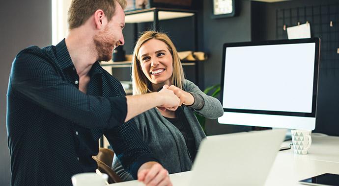 Mitarbeiter-Empowerment durch ERP-Einführung