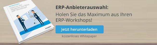 ERP-Anbieterauswahl