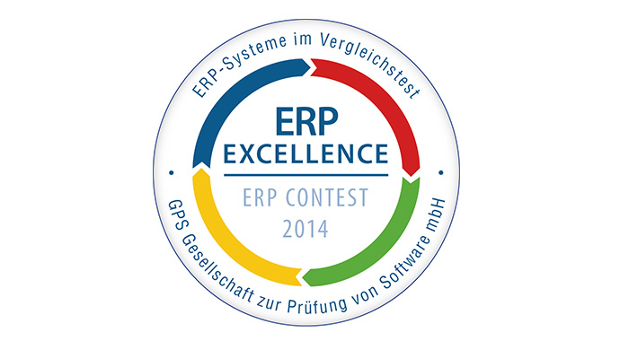 'ERP Excellence 2014': GPS testing institute rates APplus with 'very good'