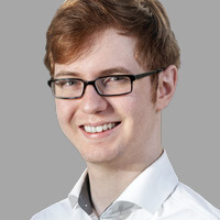 Jonathan Schwarzenböck - Working Student