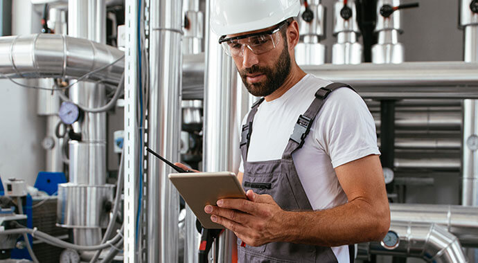 Smarte Verknüpfung von ERP-System und Service