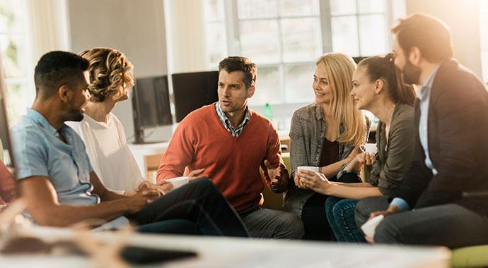 Wie setzt sich das ERP-Projektteam zusammen?