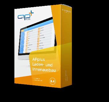 APplus ERP-Software für den Laden- und Innenausbau